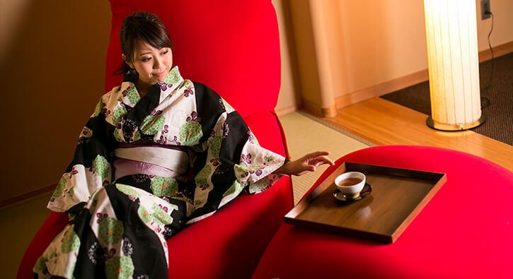 Yogibo Premiumで快適な空間と時間を貴社にご提供します