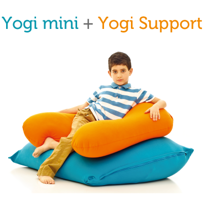 Yogibo Mini(ヨギボー ミニ)とYogibo Support(ヨギボー サポート)の組み合わせがおすすめです