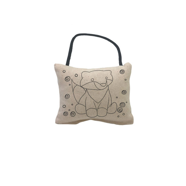 Yogibo Canvas Cushion Mini