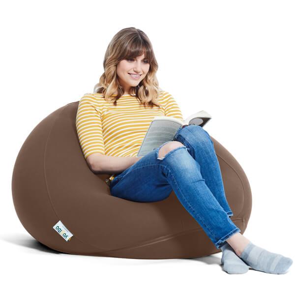 Yogibo Pod(ヨギボーポッド) チョコブラウン