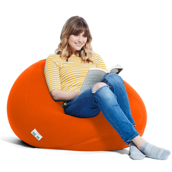 Yogibo Pod(ヨギボーポッド) オレンジ