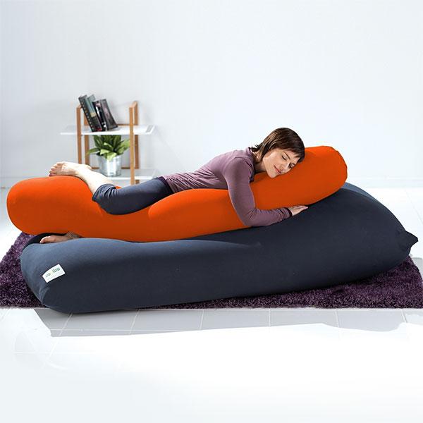 Yogibo Roll Max(ヨギボーロールマックス) オレンジ