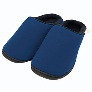 Yogibo Room Shoes ネイビーブルー