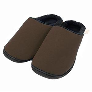 Yogibo Room Shoes チョコレートブラウン