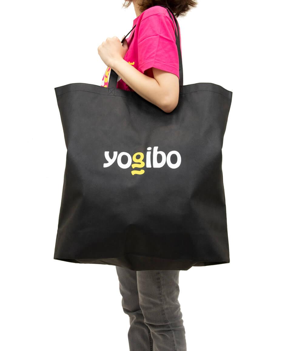 Yogiboショッピングバッグ