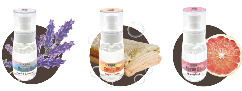 Spray Bo|香りは3種類
