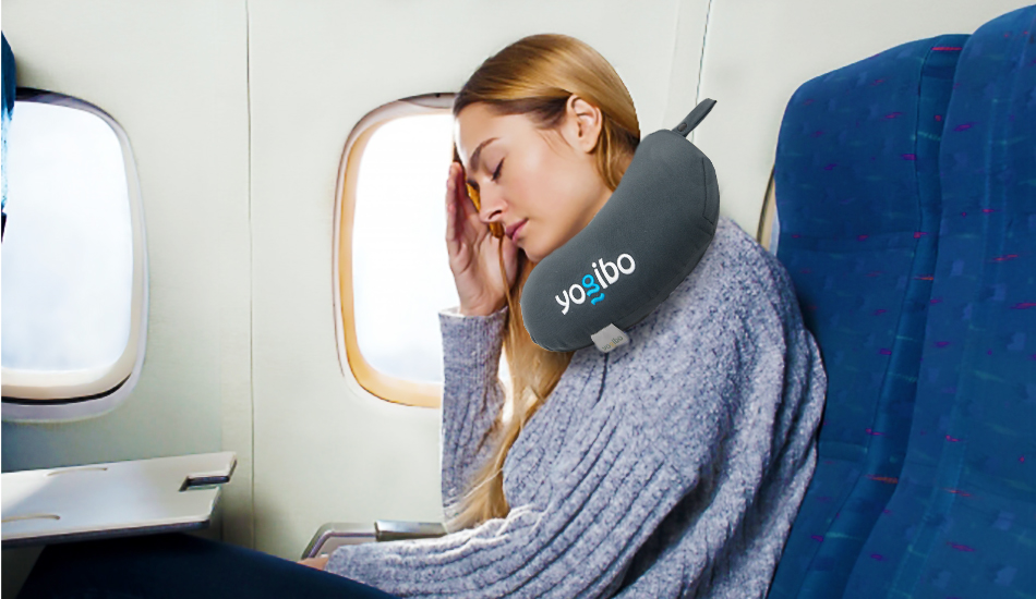 Neck Pillow|持ち運びが便利