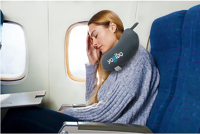 Neck Pillow 持ち運びが便利