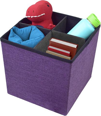 Yogibox Cube 2.0|小物の収納にぴったり