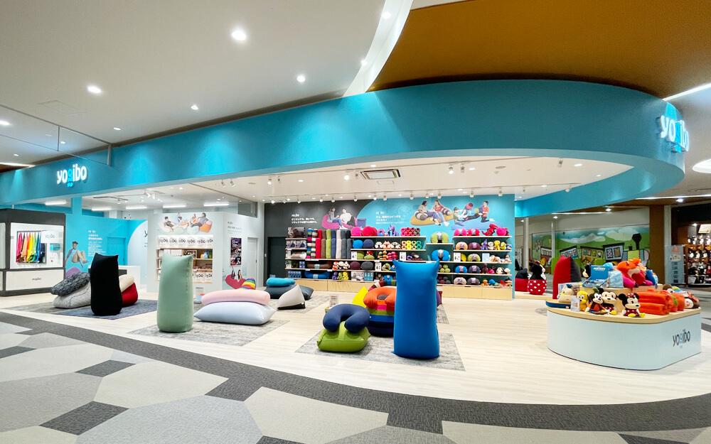 Yogib Store イオンモール広島府中店