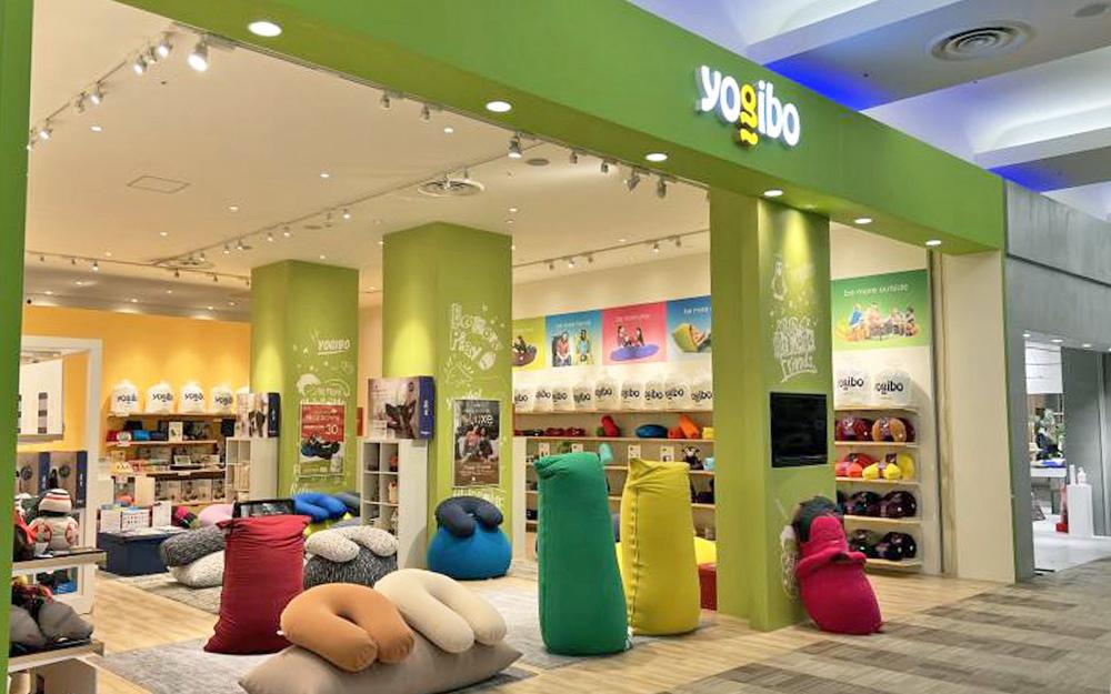 Yogib Store イオンモール札幌発寒店