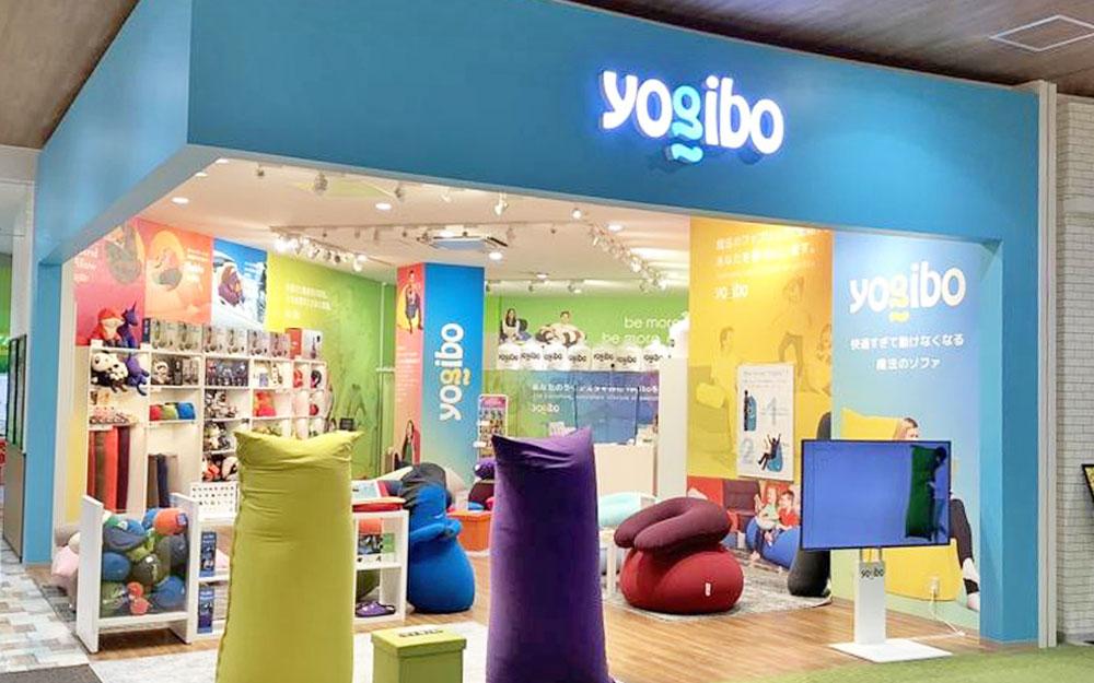 Yogib Store イオンモール甲府昭和店