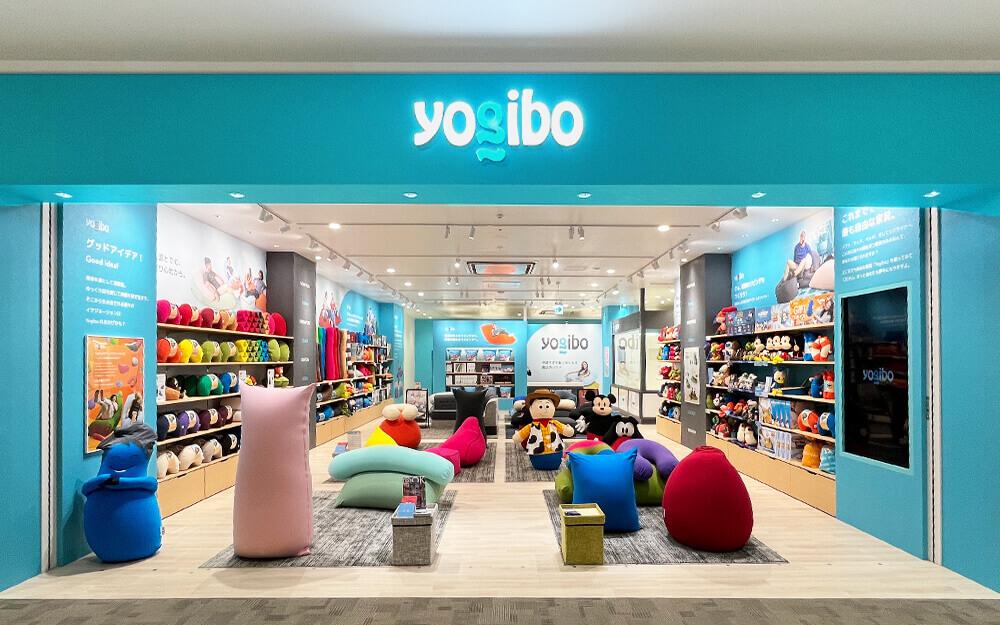 Yogib Store イオンモール幕張新都心店