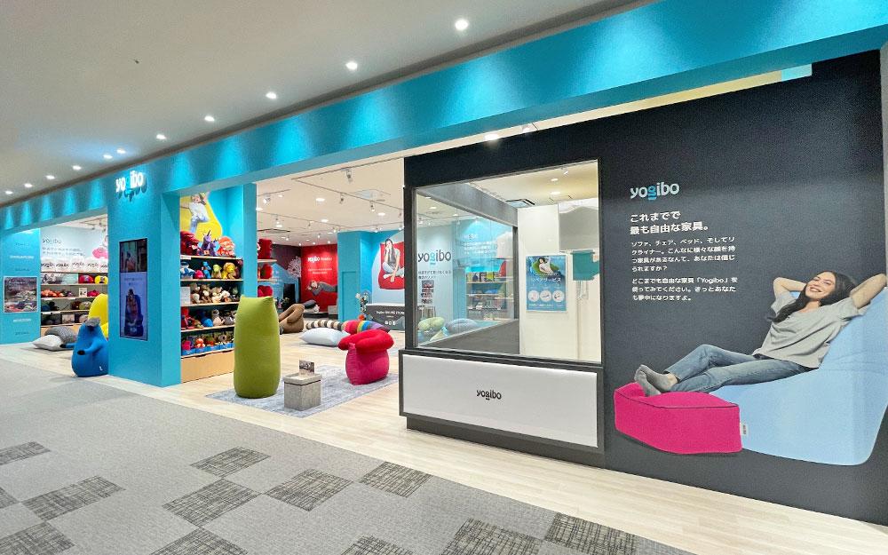 Yogib Store イオンモール名取店