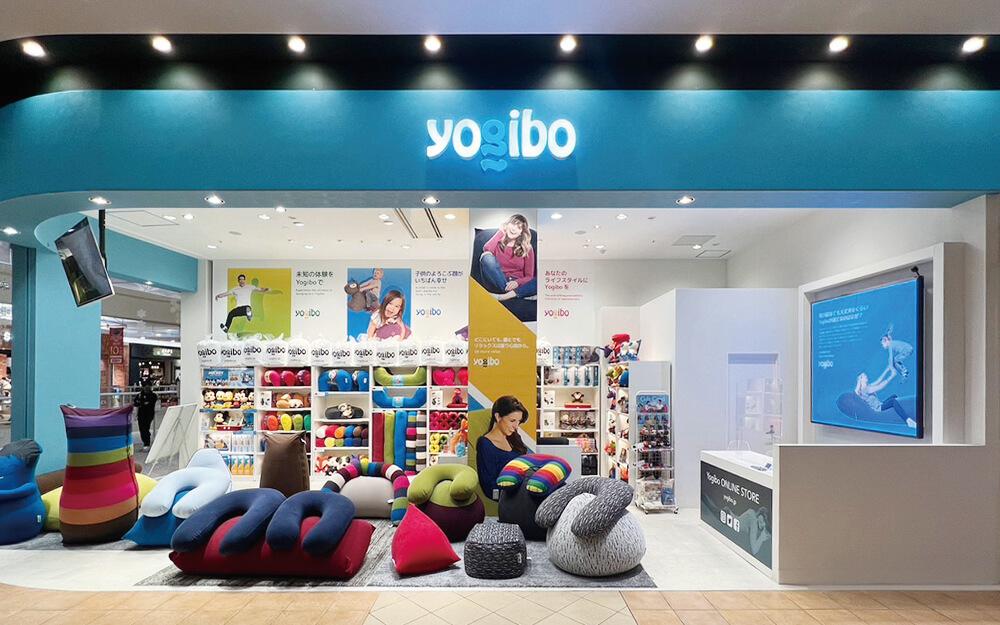 Yogib Store イオンモール大高店