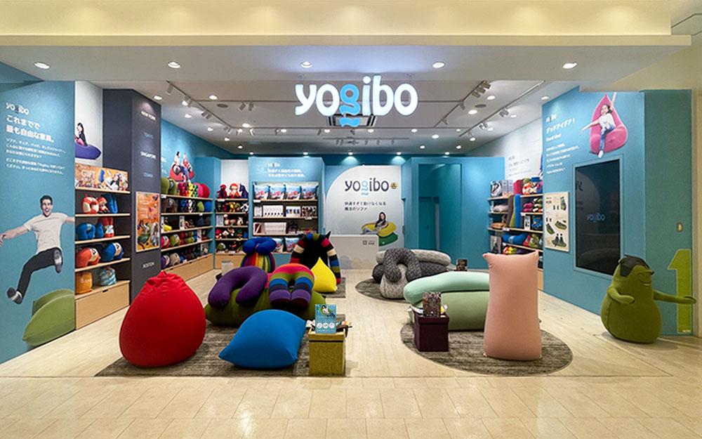 Yogib Store あべのキューズモール店