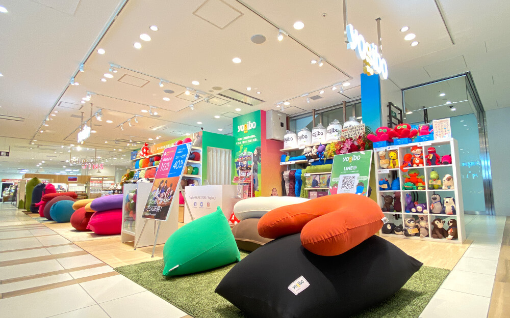 Yogib Store キラリナ京王吉祥寺店
