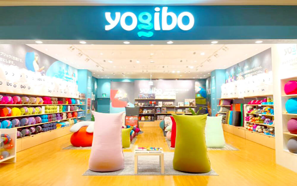 Yogib Store ららぽーと横浜