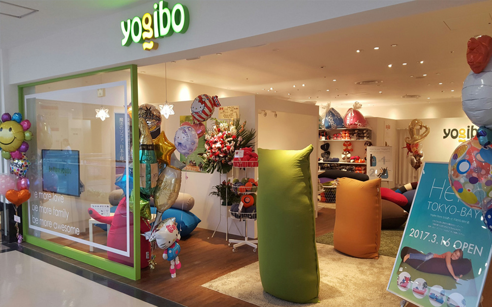Yogib Store ららぽーとTOKYO-BAY店