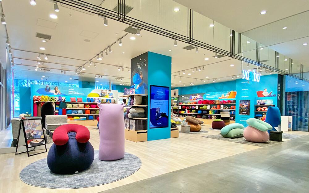 Yogib Store MARK IS みなとみらい店