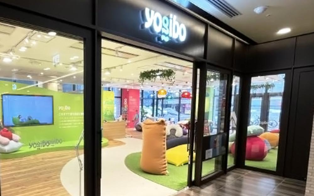 Yogib Store 大同生命札幌ビル miredo