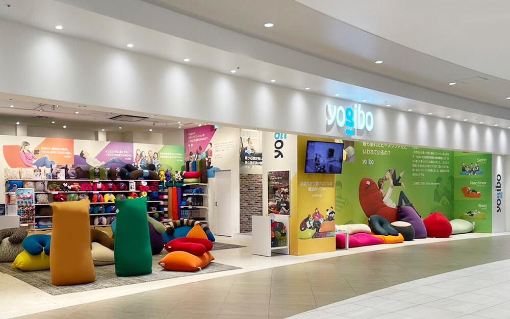 Yogib Store テラスモール松戸店
