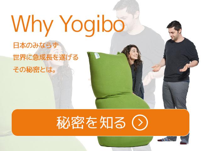 Why Yogibo?
