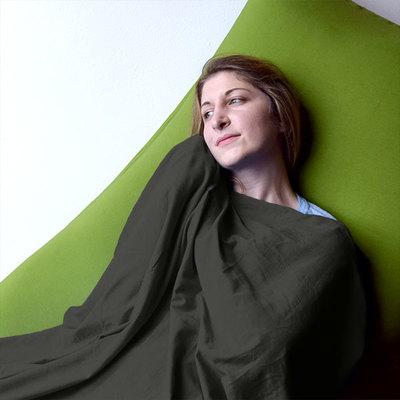Travel Blanket ダークグレー