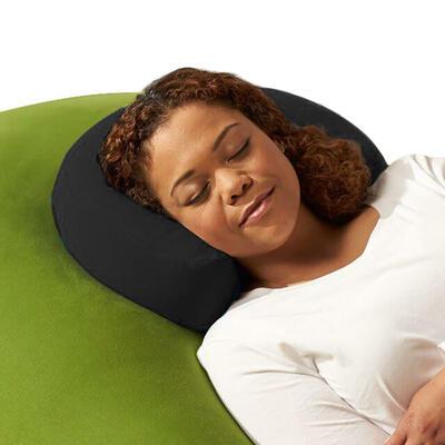 Yogibo Moon Pillow(ヨギボームーンピロー)ブラック