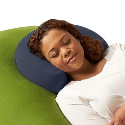 Yogibo Moon Pillow(ヨギボームーンピロー)ネイビーブルー