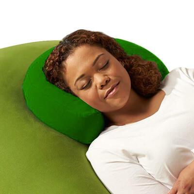 Yogibo Moon Pillow(ヨギボームーンピロー)グリーン
