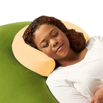 Yogibo Moon Pillow(ヨギボームーンピロー)クリームホワイト