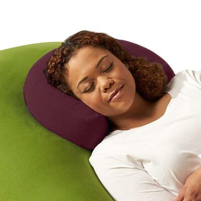 Yogibo Moon Pillow(ヨギボームーンピロー)ディープパープル