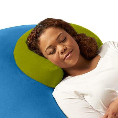 Yogibo Moon Pillow(ヨギボームーンピロー)ライムグリーン