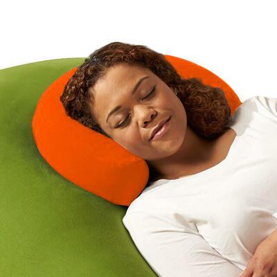 Yogibo Moon Pillow(ヨギボームーンピロー)オレンジ