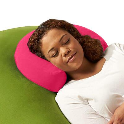 Yogibo Moon Pillow(ヨギボームーンピロー)ピンク