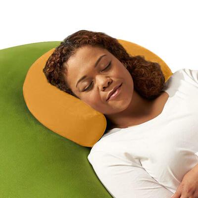 Yogibo Moon Pillow(ヨギボームーンピロー)キャメル