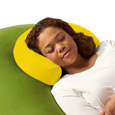 Yogibo Moon Pillow(ヨギボームーンピロー)イエロー