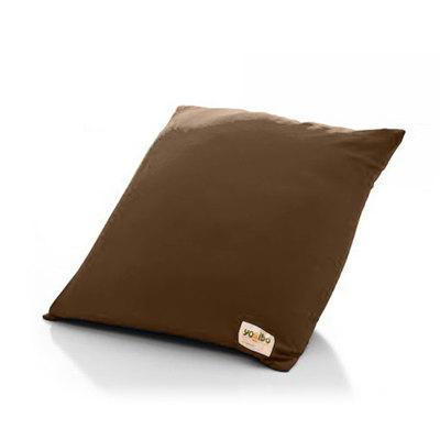 YColor Cushion チョコレートブラウン