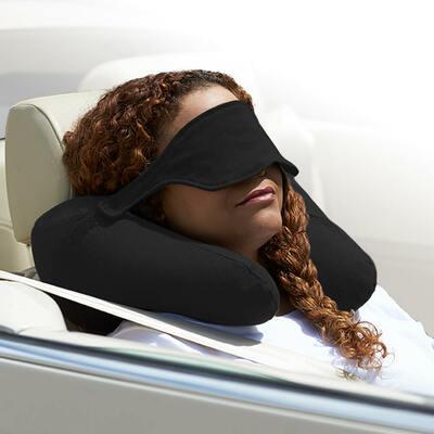 Yogibo Neck Pillow X(ヨギボーネックピローX)ブラック