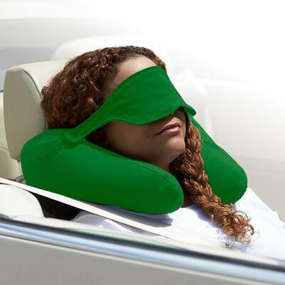 Yogibo Neck Pillow X(ヨギボーネックピローX)グリーン