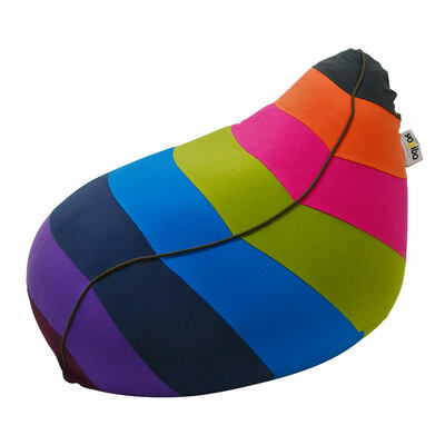 Yogibo Lounger Rainbow(ラウンジャー レインボー) カラフル