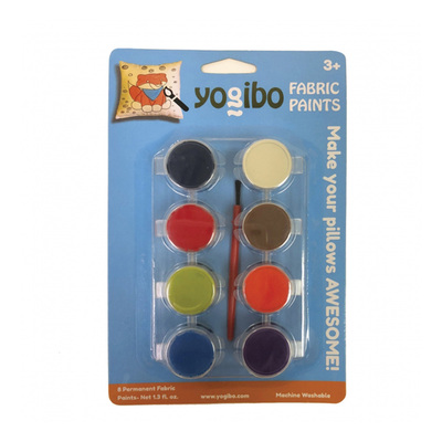 Yogibo Canvas Cushion Paint Kit(ヨギボー キャンバス クッション ペイント キット)【1~3営業日で出荷予定】