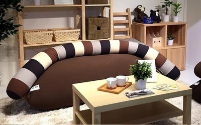 Yogibo Caterpillar Roll Long(キャタピラロールロング)