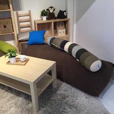 Yogibo Caterpillar Roll Short(ヨギボー キャタピラー ロール ショート)