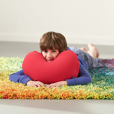 Yogibo Heart Pillow(ハートピロー)