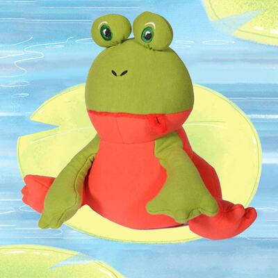 Yogibo Mate Frog(フランシス)【通常1~3営業日以内に発送】