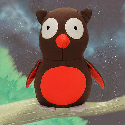 Yogibo Mate Owl(オーパ)【1~3営業日で出荷予定】