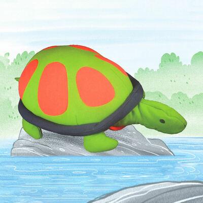 Yogibo Mate Turtle(ティベリウス)【1~3営業日で出荷予定】