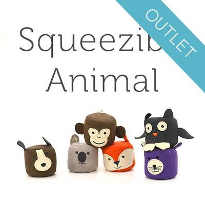 Squeezibo Animal(スクイージボー アニマル)アウトレット